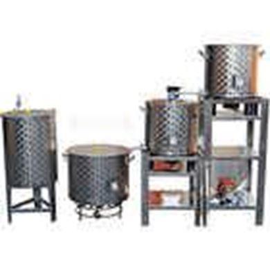 Immagine per la categoria Brauanlagen und Kochtöpfe von Polsinelli